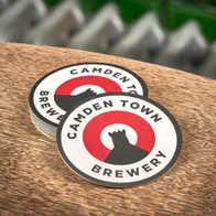 Camden Town Beer Mats