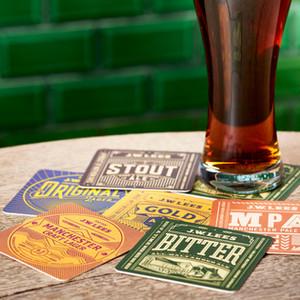 Beer Mats - JW Lees