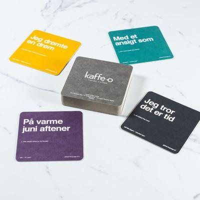 Kaffe O Mats Mix on Marble