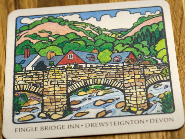 Fingle Bridge Inn