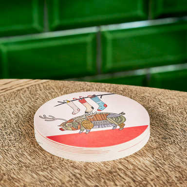 Friends of Ham Coasters