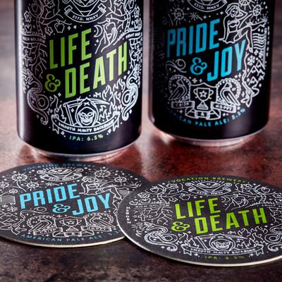 Vocation Brewery Life & Death Pride & Joy
