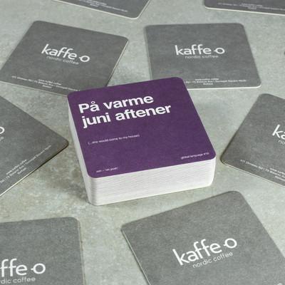 Kaffe O Ash