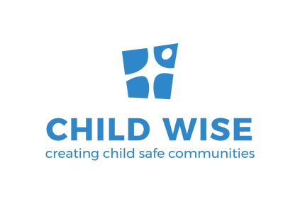square logo with tagline_Childwise[12224