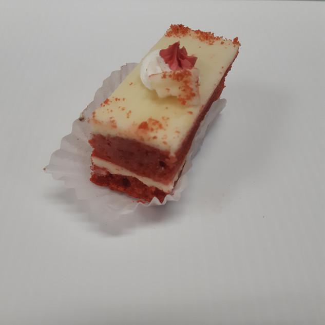 Red Velvet Pastery