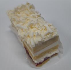 White Chocolate Raspbeery