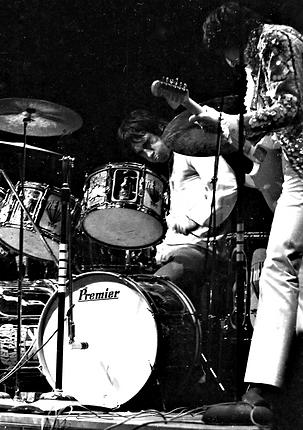 Pete Townshend & Keith Moon 1 13 X 19_ed