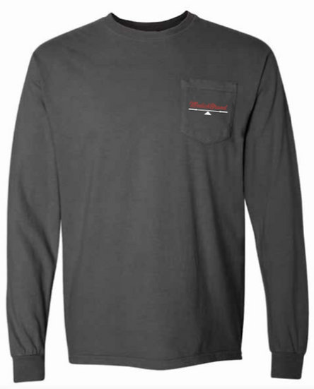 Charcoal Grey Long Sleeve T
