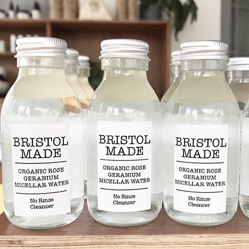 Bristol Made Micellar Water by Wastenot