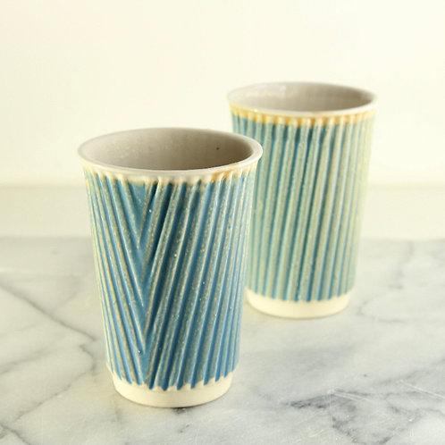 Ceramic Coffee Cup by Helen Rebecca Ceramics