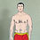 Thumbnail: British Men – Beach Patrol Man Paper Doll by Mr Craven: Raconteur