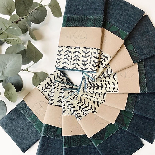 Reusable Wax Wraps by Wastenot