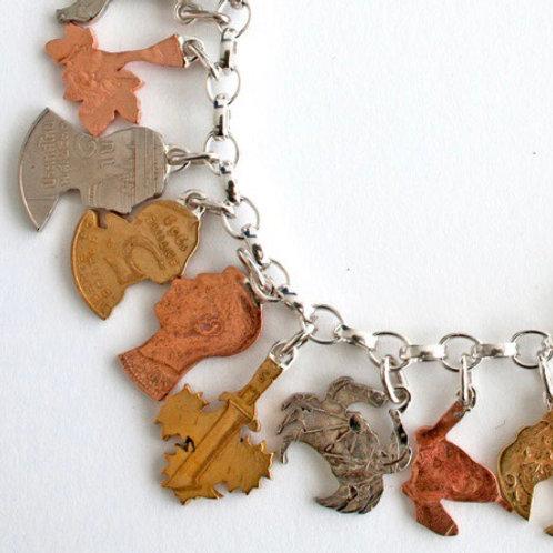 21 Tales Bracelet by Rachel Eardley