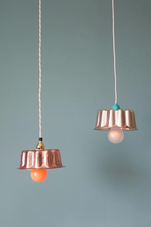 Industrial Metal Object Lamps