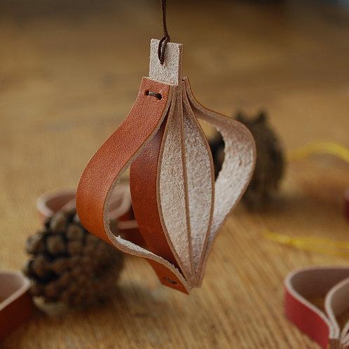 Christmas Onions Tree Decorations by Bag & Bone