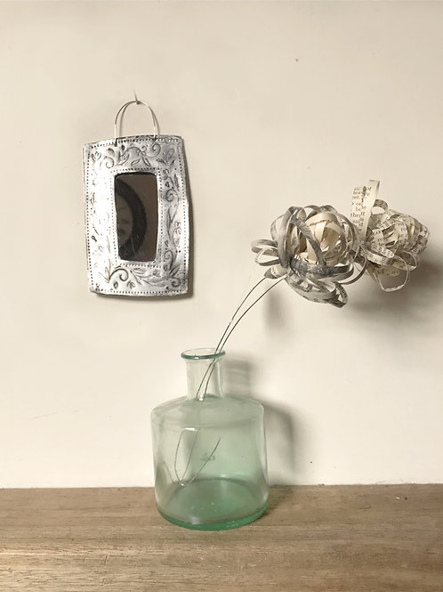 Recycled Tin Mirrors by Seventy Seven Seas