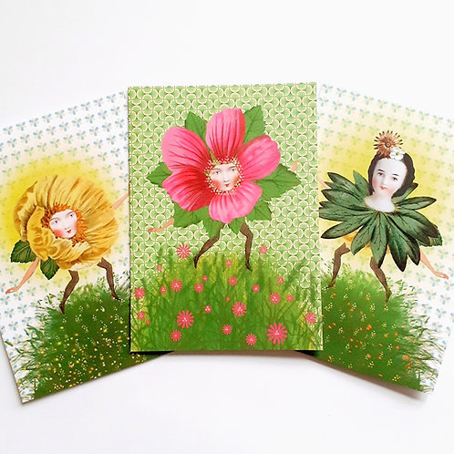 'You Are My Sunshine' card packs by Use and Take Care