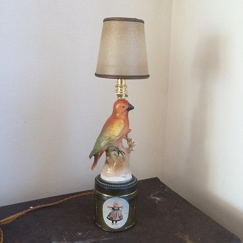 Bird lamps