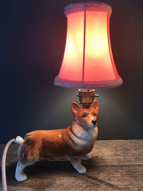 Dog Lamp by Lost & Foundry