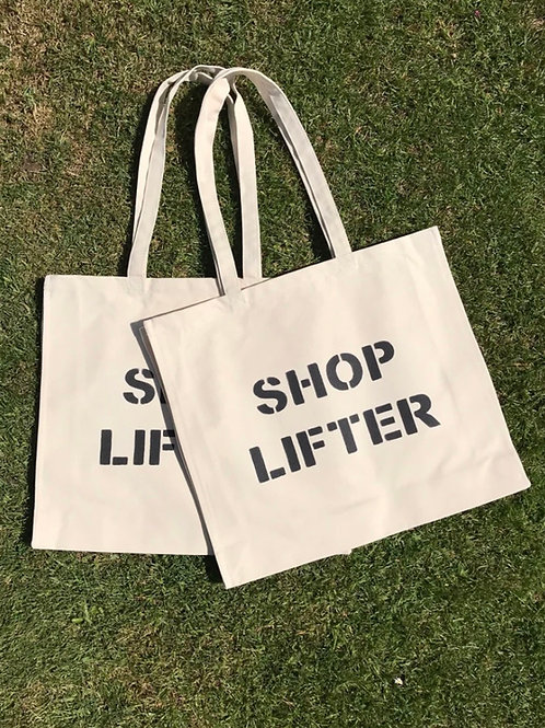 'Shop Lifter' Tote by Subvertiser