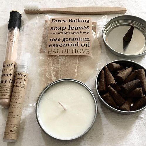 Bath time Gift Set by Hal of Hove