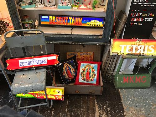 Retro Arcade Light Boxes