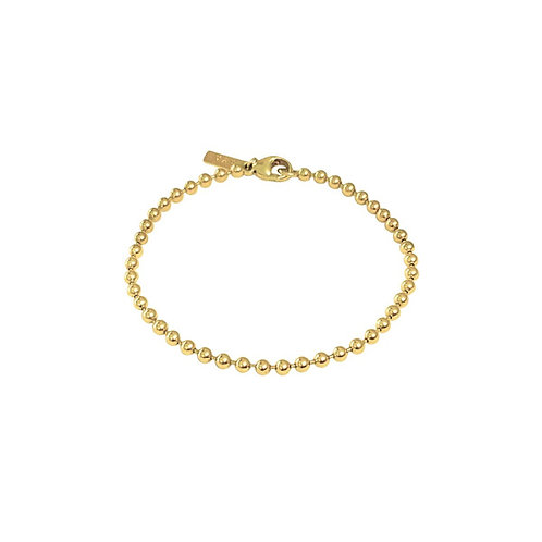 Ball Chain Bracelet in Gold or Silver by MayaH Jewellery