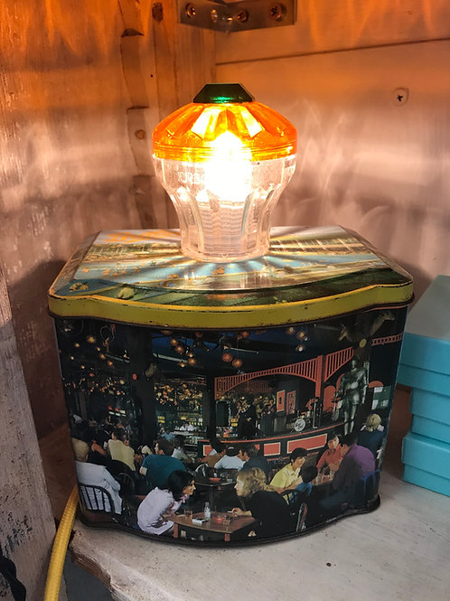 Circus Vintage Tin Light by Lost & Foundry