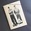 Thumbnail: Vintage Man Handmade Notebook by Mr Craven: Raconteur