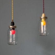Kilner Jar Light