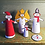 Thumbnail: Christmas Cut-out and Make Santa, Angel and Snowmen by Mr Craven: Raconteur