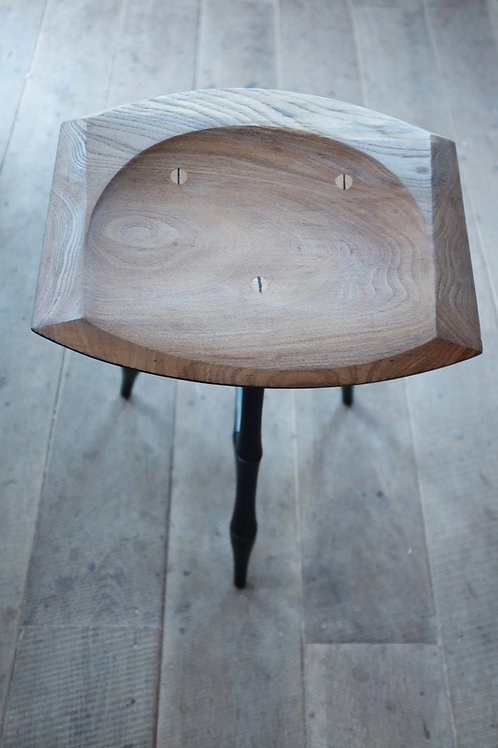 Ergonomic 'Perch' Stool by Hopesprings Chairs