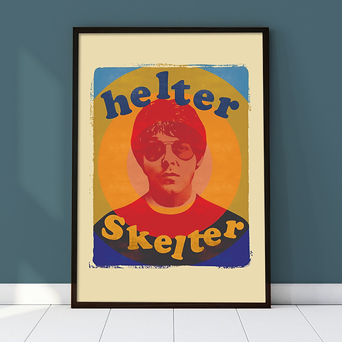 'Helter Skelter' by  The Stereo Typist