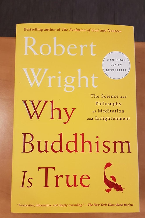 Why Buddhism is True Book