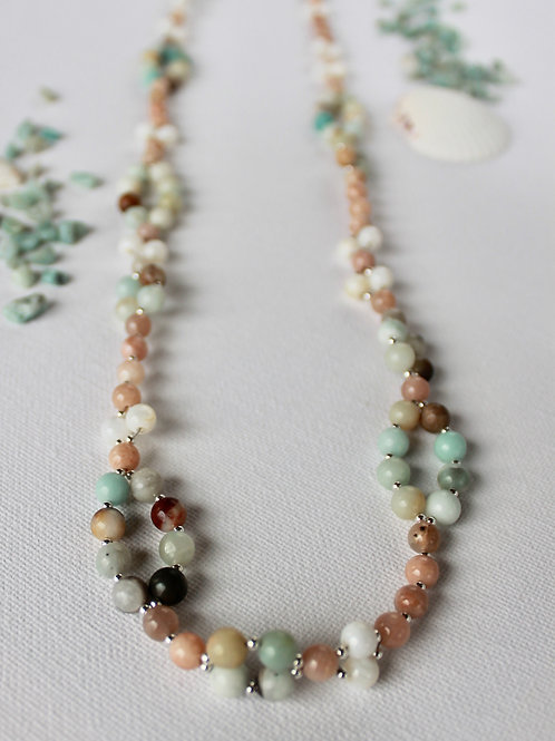 Wired to the Moon Life Brightening Tantric Necklace