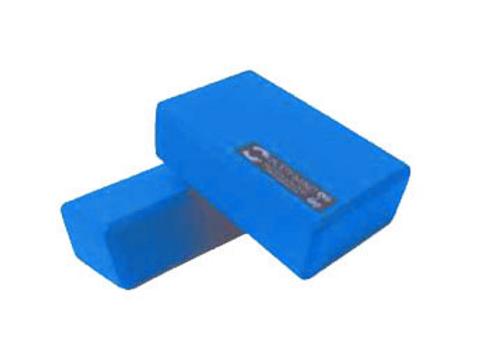 Blue Foam Yoga Block (Single)