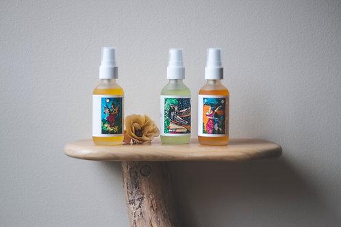 Ananda Body Oils