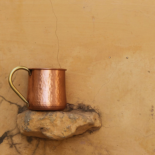 Harmonious Traditions Handmade Copper Moscow Mule