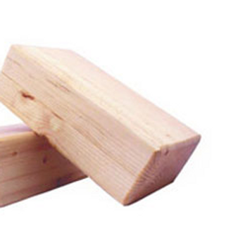 Wood Yoga Block (Single)