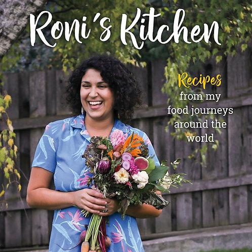 Roni's Kitchen Cookbook