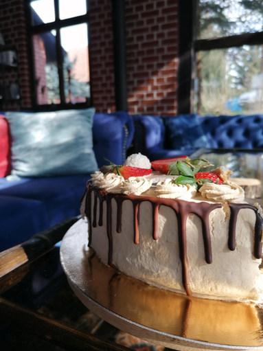 tort na werandzie