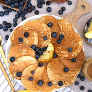 Die fluffigsten Pancakes 🌱🌱