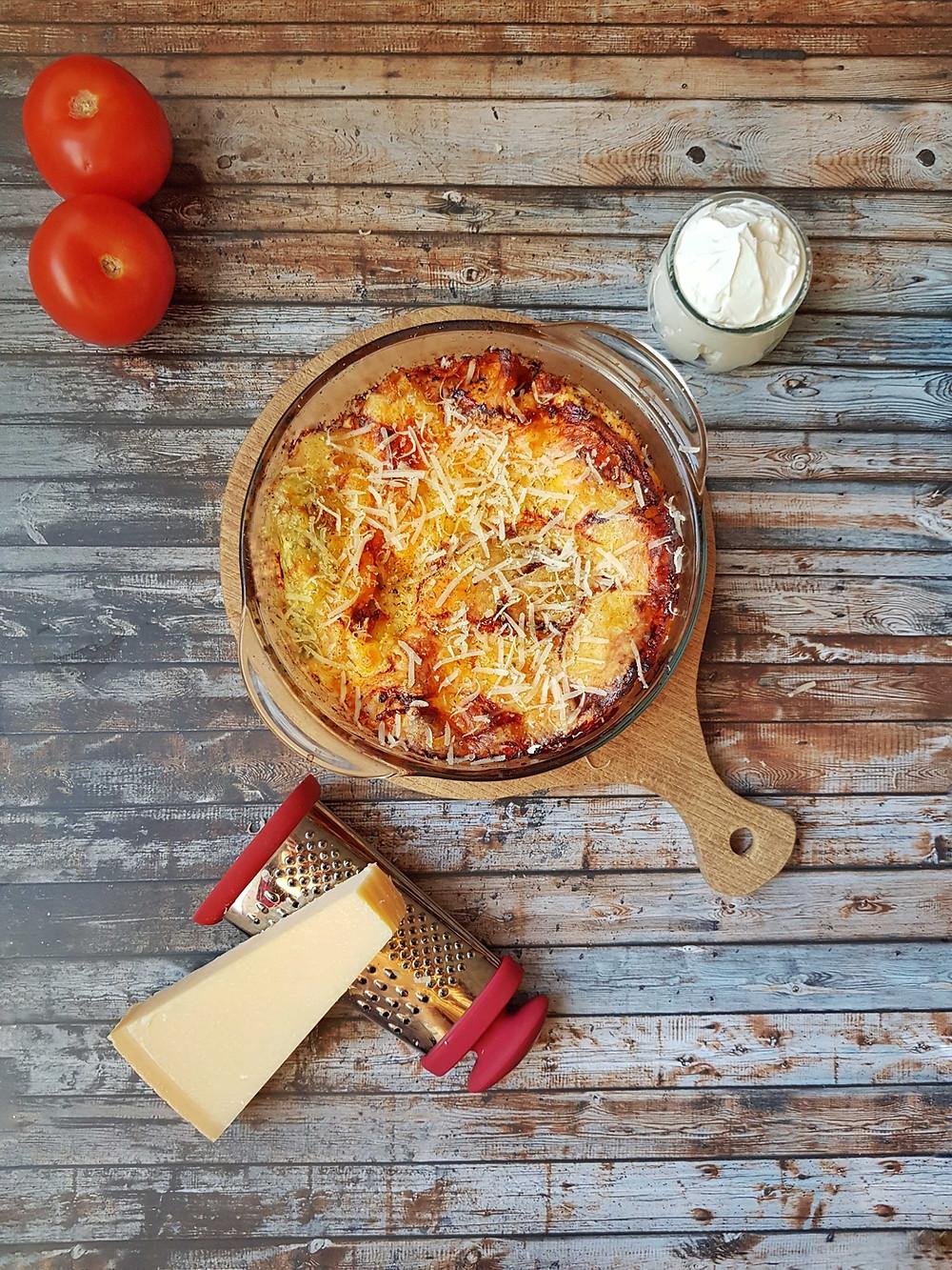 LAsagne; Gemüselasagne; vegetarisch, einfach zum nachmachen, Foodblog, Vegetarisches Rezept, Rezeptidee