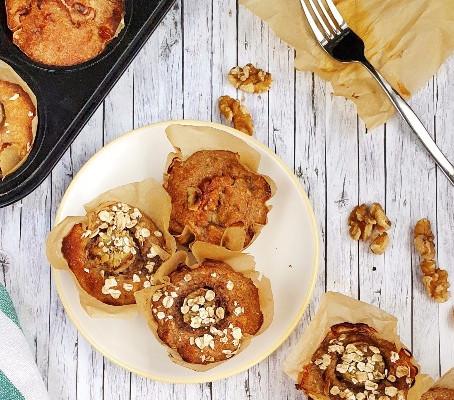 Bananenmuffins 🌱🌱