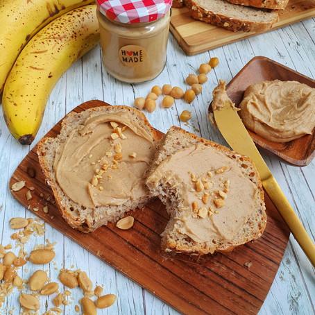 Sweet Hummus (Banane & Erdnuss)🌱 🌱