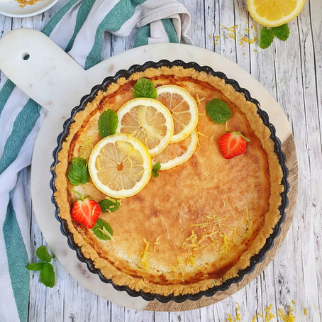 Lemon Tarte 🌱