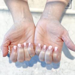 Zen nail salon spa chattanooga manicure ombre design
