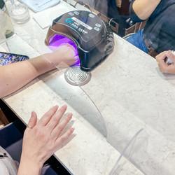 Zen nail salon spa chattanooga manicure pedicure
