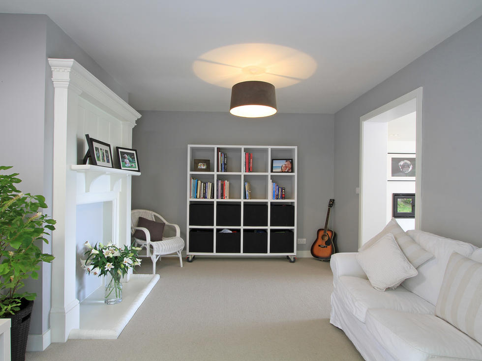 Living room renovation in Haslemere