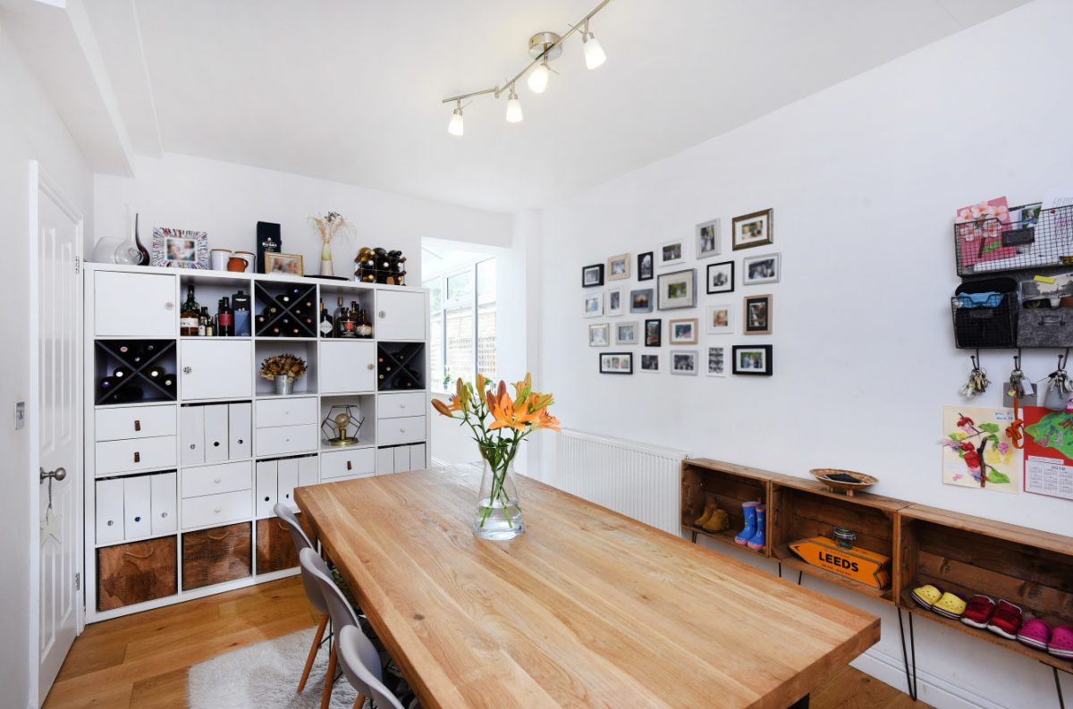 Dining room renovation in Kingston, London